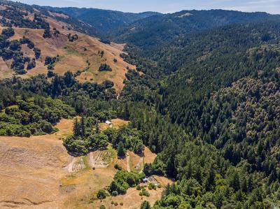 Mendocino County Residential Lots & Land For Sale: 7750 Peachland Road