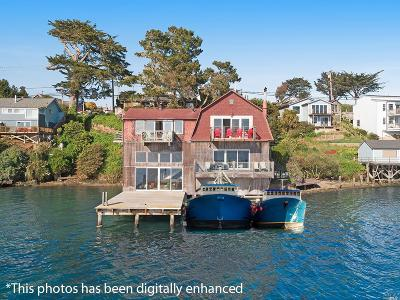 Annapolis, Bodega, Bodega Bay, Jenner, Stewarts Point, The Sea Ranch, Timber Cove Single Family Home For Sale: 1159 Hwy 1