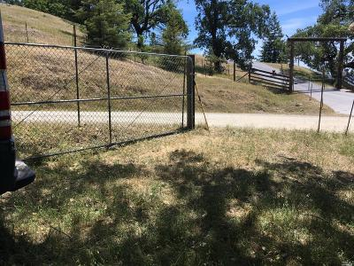 Cloverdale Residential Lots & Land For Sale: 31601 Pine Mountain Road