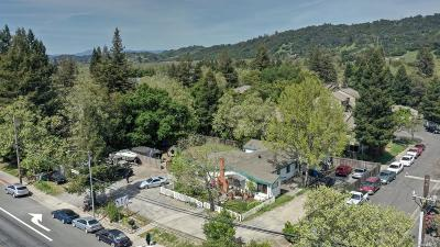 Multi Family 2-4 For Sale: 5270 Old Redwood Highway