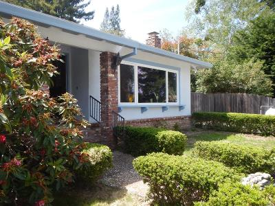 Sebastopol CA Single Family Home For Sale: $929,900