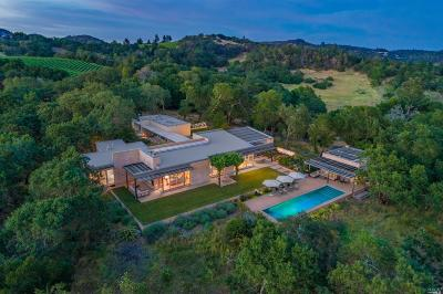 Sonoma Single Family Home For Sale: 1861 Hale Road