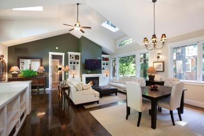 Larkspur Single Family Home For Sale: 325 Madrone Avenue