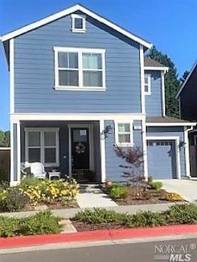 Cotati Single Family Home For Sale: 47 Lipton Way