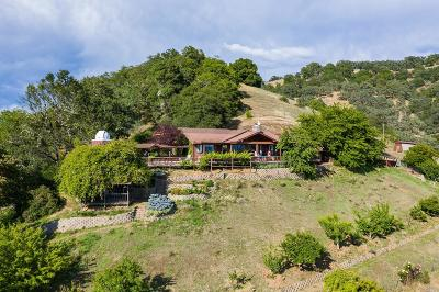 Ukiah Single Family Home For Sale: 3001 King Ranch Road