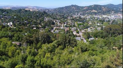 Marin County Residential Lots & Land For Sale: Upper Toyon Drive