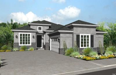 Sonoma County, Mendocino County, Napa County, Marin County, Lake County Single Family Home For Sale: 3809 Sedgemoore Drive