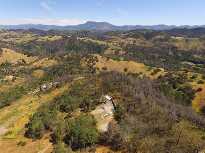 Sonoma County Residential Lots & Land For Sale: 7870 Foothill Ranch Road