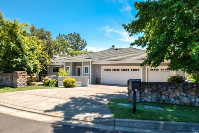 Novato Single Family Home For Auction: 31 Pierce Drive