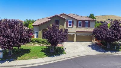 Fairfield Single Family Home For Sale: 3927 Stonington Court