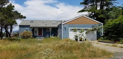 Gualala CA Single Family Home For Sale: $839,000