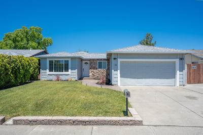 Suisun City Single Family Home For Sale: 58 Buena Vista Avenue