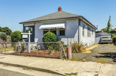 Vallejo Single Family Home For Sale: 626 Monterey Street
