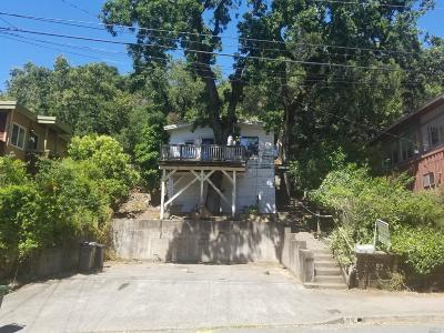 Marin County Single Family Home For Sale: 93 Meernaa Avenue