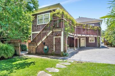 San Rafael Multi Family 2-4 Contingent-Show: 12 Ross Street