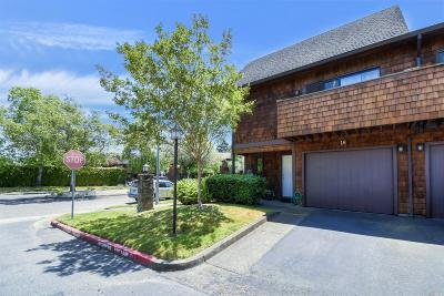 Petaluma Condo/Townhouse For Sale: 16 Liberty Lane