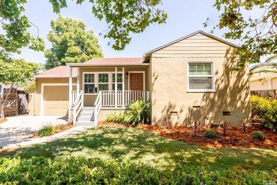 Vallejo Single Family Home For Sale: 532 Jennings Avenue