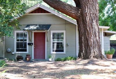 Ukiah Single Family Home For Sale: 815 Jackson Avenue