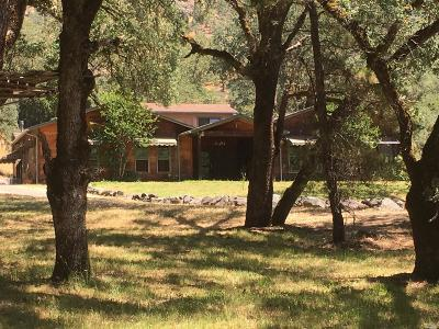 Ukiah Single Family Home For Sale: 3000 Robinson Creek Road