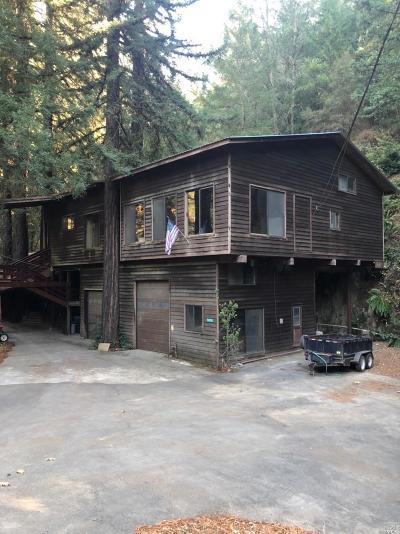 Santa Rosa Single Family Home For Sale