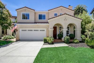 Novato Single Family Home For Sale: 22 Pizarro Avenue