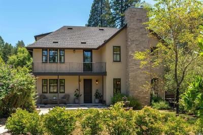Guerneville Single Family Home For Sale: 11900 Hwy 116 Highway