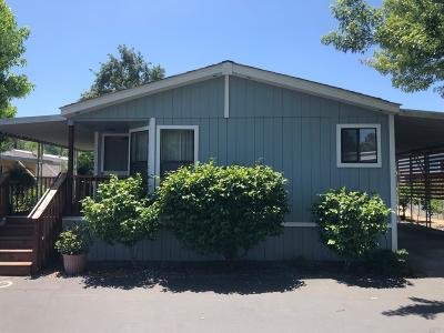 Calistoga Mobile Home For Sale: 2412 Foothill Boulevard #129, 129