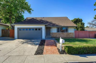 Fairfield Single Family Home Contingent-Show: 2218 Atherton Court