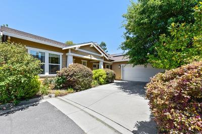 San Rafael Single Family Home For Sale: 221 Spindle Court