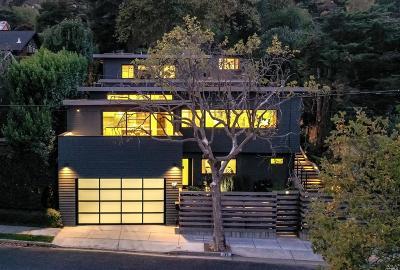 San Anselmo Single Family Home For Sale: 137 Sunnyside Avenue