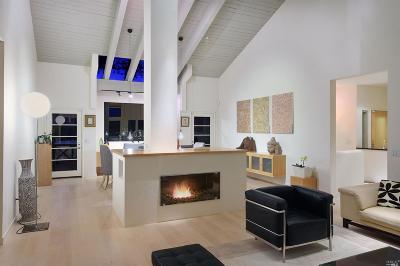 Novato Single Family Home For Sale: 191 Crest Road