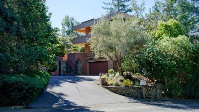 Santa Rosa Single Family Home For Sale: 3612 Alta Vista Avenue