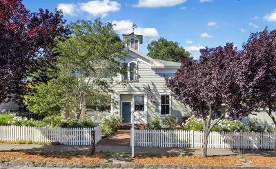 Petaluma Single Family Home For Sale: 105 8th Street