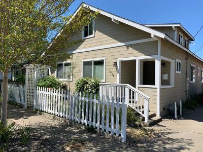 Napa Single Family Home For Sale: 1664 E Street
