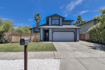Santa Rosa Single Family Home For Sale: 2333 Gambels Way