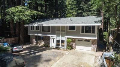 Cazadero Single Family Home For Sale: 2300 Cazadero Highway