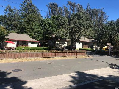 Cotati Single Family Home For Sale: 8740 Water Road