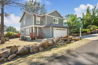 Hidden Valley Lake Single Family Home For Sale: 18811 Coyle Springs Road