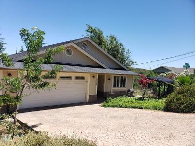 Kelseyville Single Family Home For Sale