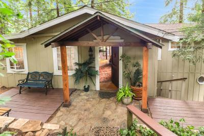 Marin County Single Family Home For Sale: 100 Carson Road