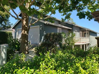 Benicia Single Family Home For Sale: 113 Mountview Terrace
