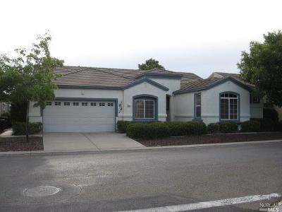 Rio Vista Single Family Home For Sale: 480 Cypress Drive