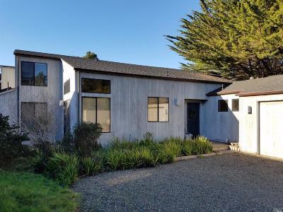 The Sea Ranch Single Family Home For Sale: 41739 Leeward Road