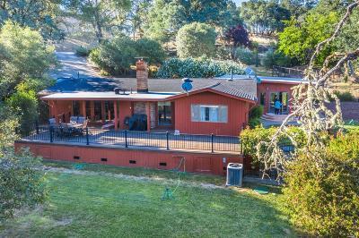 Ukiah Single Family Home For Sale: 1861 Deerwood Drive