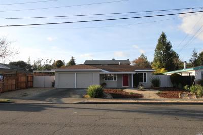Novato Single Family Home For Sale: 613 Louise Avenue