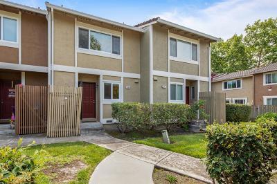 Rohnert Park Condo/Townhouse For Sale: 480 Santa Alicia Drive