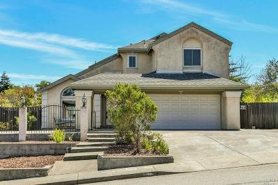 Benicia Single Family Home For Sale: 803 Oxford Way