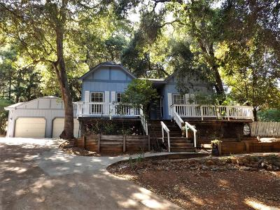 Kelseyville Single Family Home For Sale: 2851 Buckingham Drive