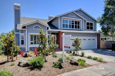 Cotati Single Family Home For Sale: 8350 Dorfman Drive