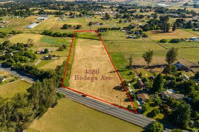 Residential Lots & Land For Sale: 4880 Bodega Avenue